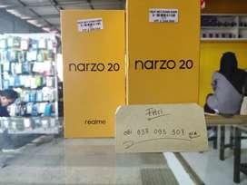 REALME NARZO 20 RAM 4/64GB