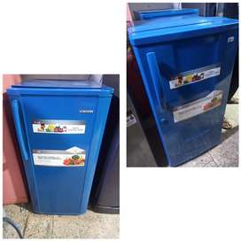 5 YEAR'S WARRANTY SINGLE DOOR FRIDGE WITH DELIVERY FREE