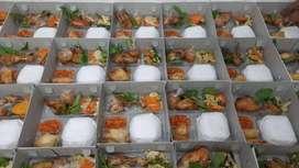 Catering murah meriah menu variant