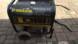 Genset Firman FPG8800 E2 6500watt