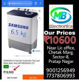 Samsung Washing machine Lowest prices in Jaipur