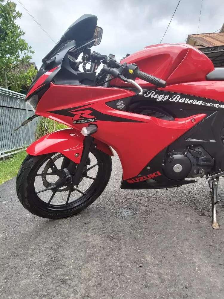 Suzuki Gsx150R Merah