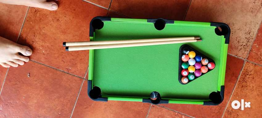 snooker pool table for kids  from Hamleys