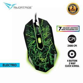 Gaming MURAH Alcatroz Wired X-Craft Electro