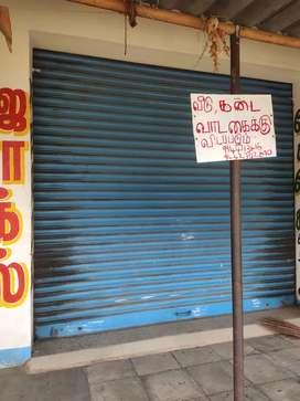 Shop rent in main road