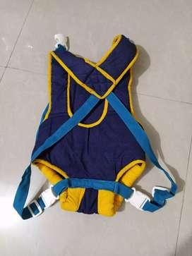 Baby carrier blue colour