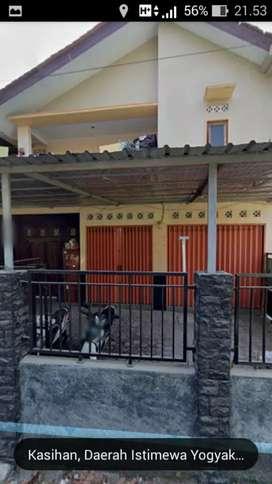 Rumah tinggal dan tempat kost dekat kampus UMY