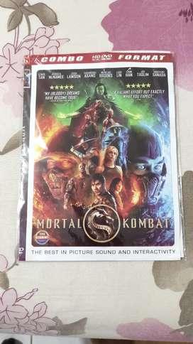 Dvd Filem Mortal Kombat TerBaru Gambar Bening Teks Indonesia
