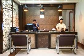 Hotel steward job