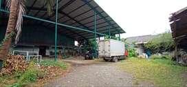 Beli tanah dapat pabrik Kantor Gudang Raya Daan Mogot
