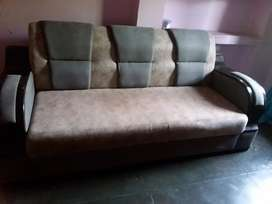 Sofa Set without center Table