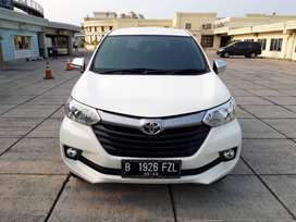 Toyota Grand Avanza E dimodifikasi G Manual 2017/2018, lengkap