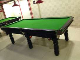 new indian pool table solid durable and perfect with all accessories