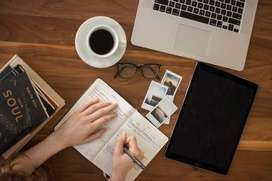 Urgently requirement for content writer