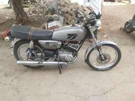 Rx 100 original Japan model gadi full condition