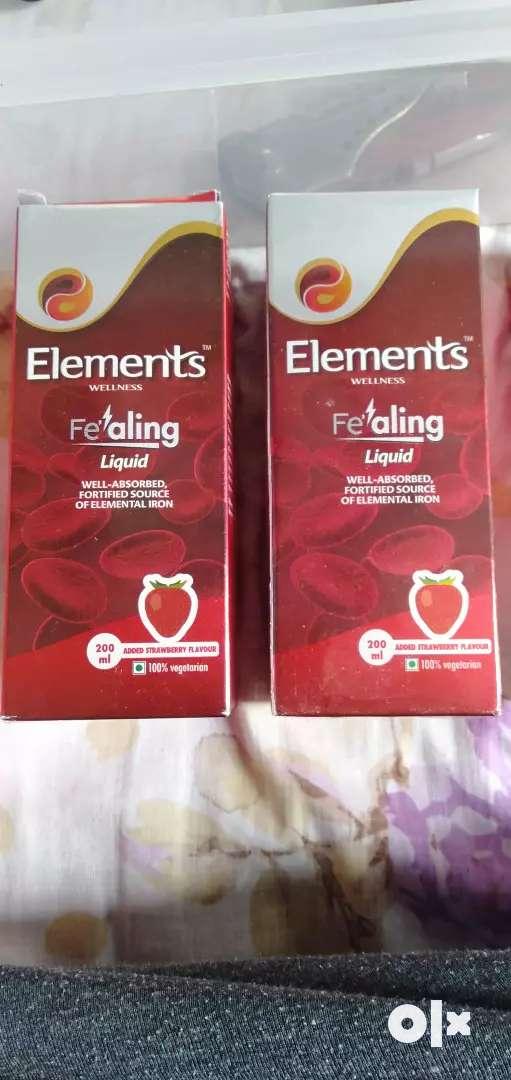 Elements Fealing liquid 0