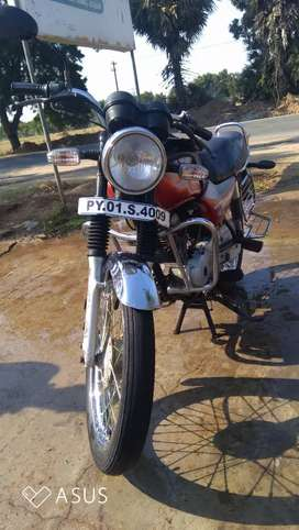 Bajaj boxer for sale good