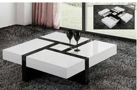 center table for sale with MDF and high gloss material