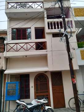 Lda approved house near cms aliganj