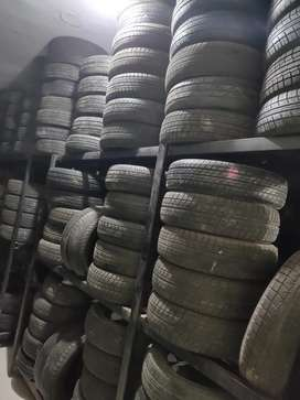 95% condition Tyres for all cars less used condition