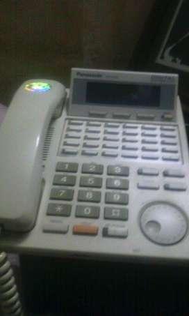handset Telephone KX T 7433