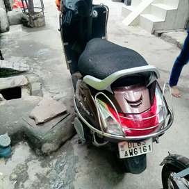 Activa  4G  good condition new model