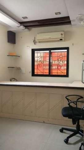 Office for rent in Lakadganj, Nandanvan Ganeshpeth Medical sqr Nagpur