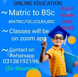 Here any student learn online