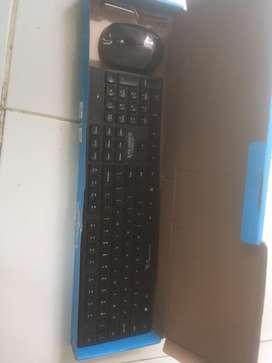 Keyboard PC Alcatroz Xplorer air 6600