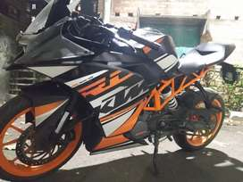 KTM RC 200 FOR SELL