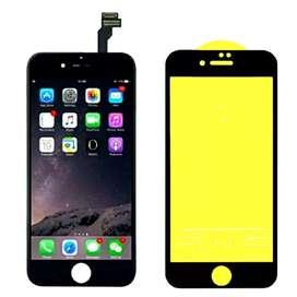 LCD Touchscreen iPhone SE Bergaransi BONUS Tempered Glass