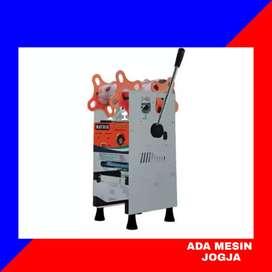 Mesin Cup Sealer Matrix MTX D1 Alat Pres Penutup Plastik Segala Ukuran