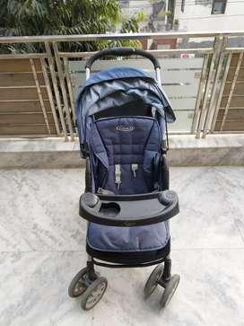 Graco Stroller/Pram Blue