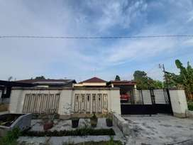 rumah idaman nyaman dengan tanah yg luar dan bangunan yg kokoh