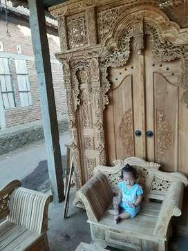 cuci gudang pintu gebyok gapuro jendela rumah masjid musholla atun