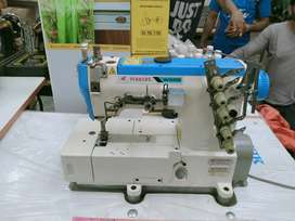 Pegasus W500 flatlcok sewing machine