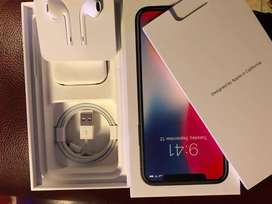 Refurbished iPhone X in good condition available on EMI