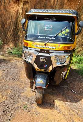 Bajaj RE COMPACT Diesel with Good condition
