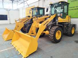 Jual Wheel Loader Murah Sonking Yunnei Engine 76Kw Turbo Tanpa PPN