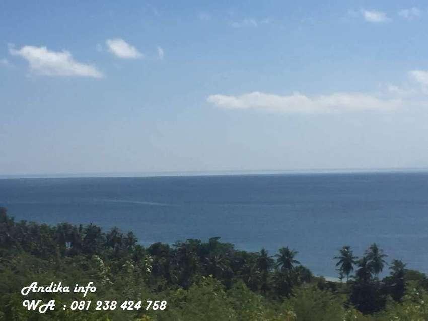 Best View Gili- Luas 6,3 Hektar - Cocok Bangun Hotel-Villa Proyek dll 0