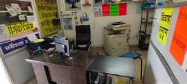 Running Cyber cafe for sale