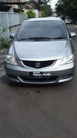 Honda City Vtec At