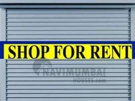 Shop/office available on Rent in ulwe sector 20 opp- Radcliff school