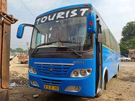 Contact for bus body