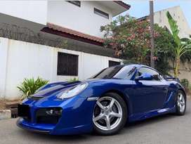 TDP185JT- Porsche Cayman 2.9 PDK 2011/2012 Full Option Hub Sandy