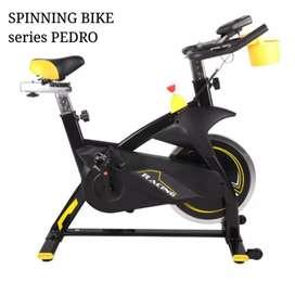 Sepeda Statis Sepeda Fitness Spinning Bike Murah Besar Bisa COD