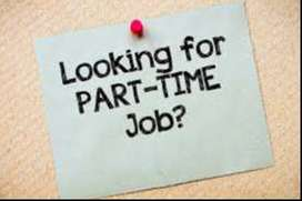 Vaccancy for part time job seeker.Only jharkhand.