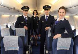 Cabin Crew Training and Placement Program