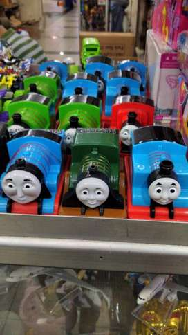 Kereta Api Thomas Super Train Jayd Jalan