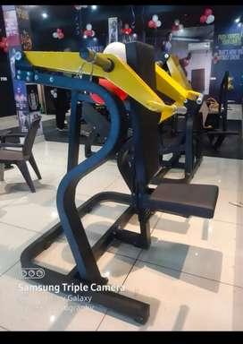 new gym setup in good quality
